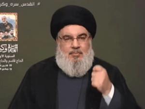 Sekjen Hizbullah: Suara Pengusiran Pasukan AS dari Kawasan Menguat