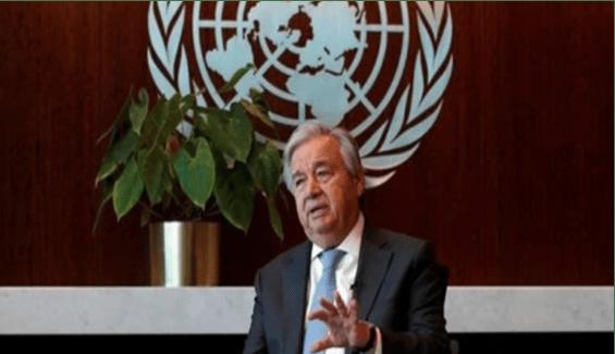 Guterres: Saya Khawatir Dunia Akan Terbagi Menjadi Dua