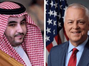 Timur Tengah Memanas, Pejabat Pentagon Temui Wamenhan Saudi