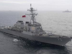 Rusia Pantau Pergerakan Kapal Perusak AS di Laut Hitam