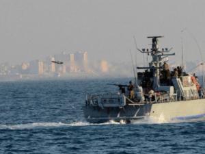 Video: AL Israel Tembaki Nelayan Palestina di Khan Younis