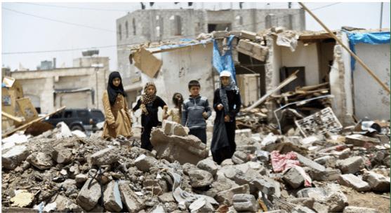 Oxfam: Hampir 90% Keluarga Yaman Hidup dengan Hutang