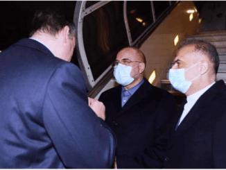 Ghalibaf: Pesan Ayatullah Khamenei Tekankan Kuatnya Hubungan Rusia-Iran