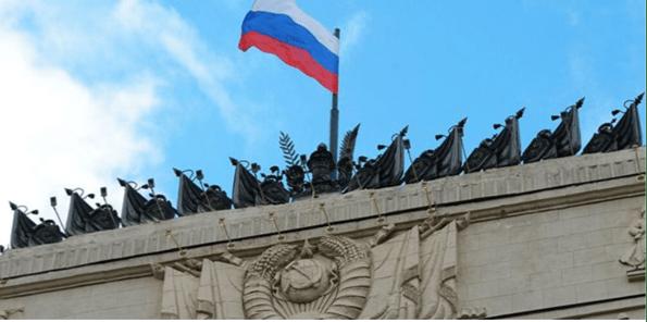 Pertahanan Rusia Cegat Serangan Roket di Pangkalan Hmeimim