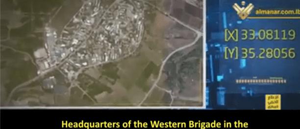 Hizbullah Rilis Video Pangkalan dan Fasilitas Militer Israel