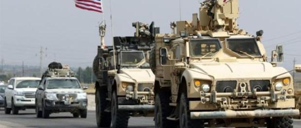Bom Pinggir Jalan Hantam Konvoi Koalisi Pimpinan AS di Irak
