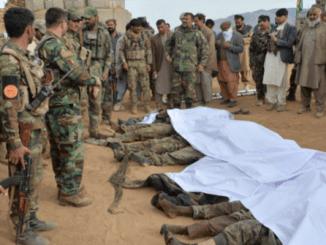 Serangkaian Bom Guncang Afghanistan, Empat Polisi Tewas