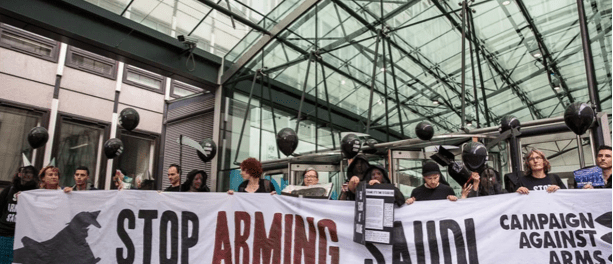 Inggris Tolak Tangguhkan Ekspor Senjata ke Arab Saudi