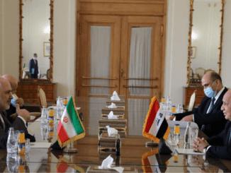Zarif: Beberapa Serangan Ditujukan Ganggu Hubungan Iran-Irak
