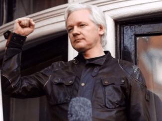 AS akan Paksa Ekstradisi Pendiri WikiLeaks Julian Assange