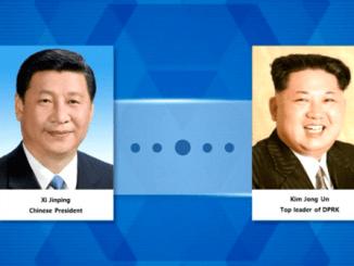 China Siap Kerjasama Selesaikan Konflik Semenanjung Korea
