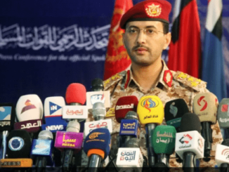 Jubir Militer: Angkatan Udara Yaman Serang Bandara Saudi