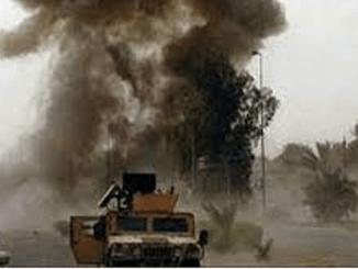 3 Konvoi Logistik AS Jadi Target Serangan Bom di Tiga Provinsi Irak