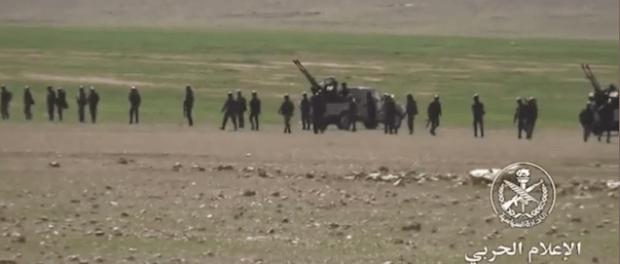 Tentara Suriah dan Sekutu Gelar Operasi Besar Tumpas Teroris