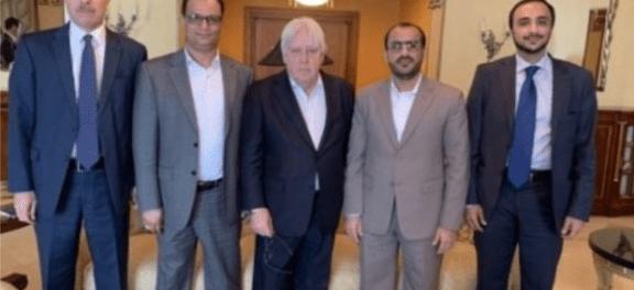 Delegasi Yaman dan Delegasi Internasional Bertemu di Oman Bahas Masalah Kemanusiaan