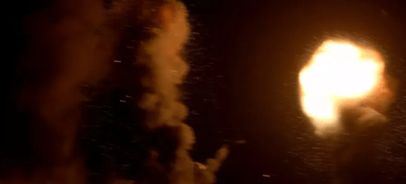 Video: Pesawat-pesawat Israel Bombardir Jalur Gaza