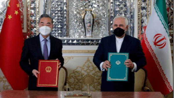 Kesepakatan Strategis China-Iran Bikin Israel Ketar-ketir