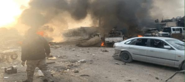 AS dan NATO Bertanggung Jawab atas Kehancuran di Suriah
