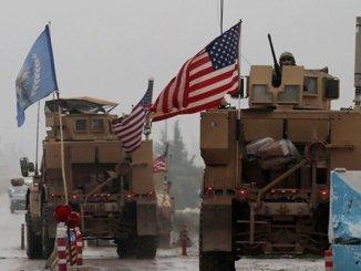 Konvoi Militer AS Jadi Sasaran Kelompok Tak Dikenal di Suriah