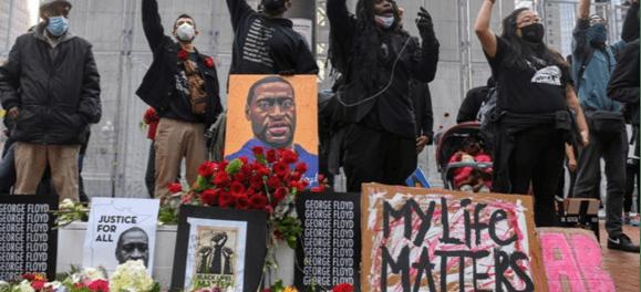 Terungkap di Pengadilan, Dokter Tegaskan George Floyd Mati Kehabisan Napas