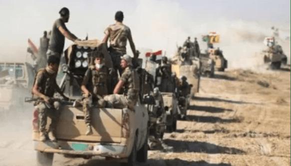 Hashd Al-Shaabi Luncurkan Operasi Kontraterorisme Skala Besar di Samarra