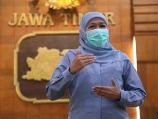 Gubernur Khofifah: 47 Crew KRI Nanggala-402 Warga Jatim