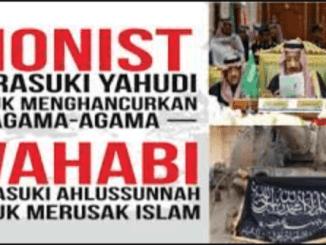 Polisi Tangkap 4 Orang Karena Sebar Ideologi Teroris Wahabi