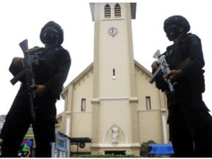 Diduga Terkait Bom Pengantin Gereja Makassar, Densus 88 Tangkap Pegawai BUMN