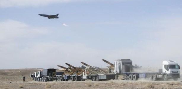 AS-Israel Bentuk Kelompok Kerja yang Fokus pada Drone dan Rudal Iran