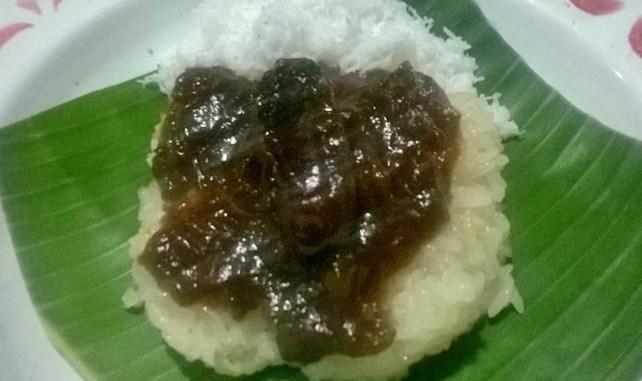 Ketan Kurma, Perpaduan Kuliner Nusantara dan Timur Tengah