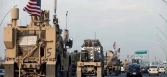 Konvoi Logistik Pasukan AS Diserang Dekat Penjara Abu Ghraib