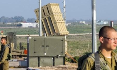 IDF Akui Gagal Cegat Rudal Suriah yang Jatuh Dekat Reaktor Dimona