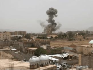 'Yemeni Hiroshima' Houthi Rilis Laporan HAM Pertama