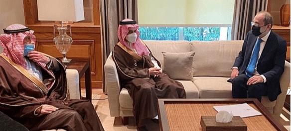 Delegasi Saudi Kunjungi Yordania Tuntut Pembebasan Otak Pelaku Kudeta