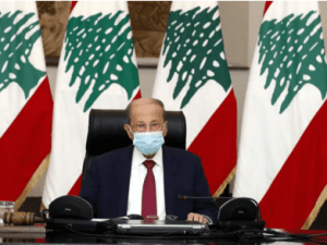 Michel Aoun Sampaikan Solidaritas Lebanon, Harapkan Stabilitas di Yordania