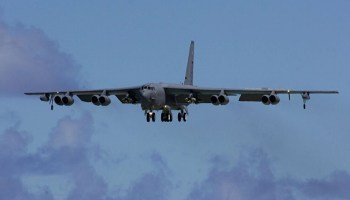 Amerika Serikat Kerahkan Dua Pembom B-52 ke Qatar