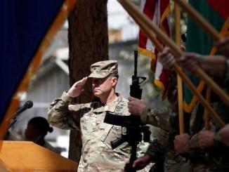 Media: NATO Mulai Tarik Pasukannya dari Afghanistan