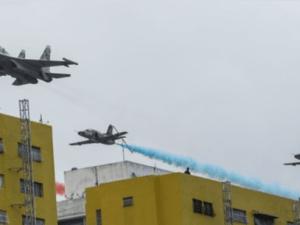 100 Serangan Udara Rusia ke Markas ISIS di Badiya Al-Sham