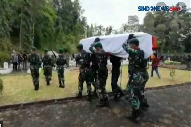 Kelompok Kriminal Bersenjata Tembak Kepala BIN Papua