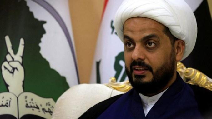 Khazali: Pernyataan CENTCOM Tunjukkan AS Tak Serius Tarik Diri dari Irak