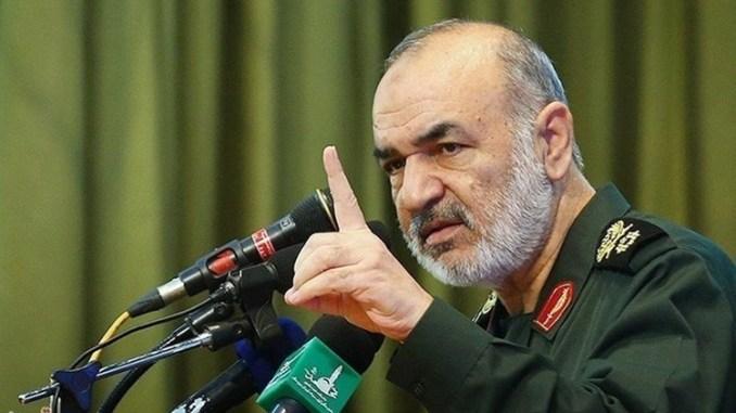 Jendral Iran: Jika Bukan karena IRGC, ISIS sudah Menyebar Seperti Corona