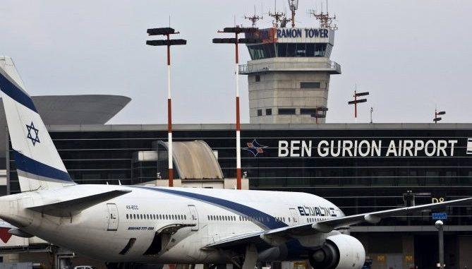 Hari Ini 25 Penerbangan ke Bandara Ben Gurion Dibatalkan akibat Serangan Rudal Hamas