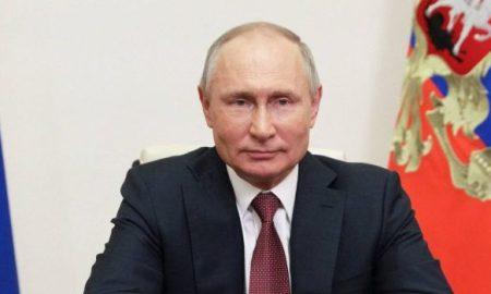 Putin: Kemenangan Bashar Assad Bukti Kepercayaan Rakyat Suriah