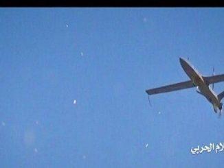 Drone Qasef-2K Yaman Bombardir Bandara Abha di Selatan Saudi