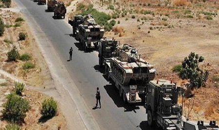 3 Konvoi Logistik Pasukan AS Diserang di Irak Selatan
