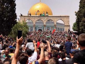 Hamas: Perlawanan Palestina Siap Hadapi Eskalasi Baru Israel di Al-Quds
