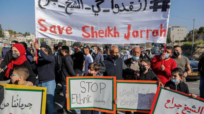 Video 5 Fakta Wilayah Sheikh Jarrah Palestina