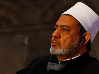 Syaikh Al-Azhar Mesir Serukan Pemimpin Dunia Bela Palestina