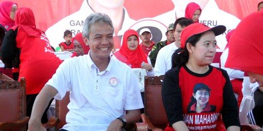 "Ganjar Pranowo Tak Diundang Acara Partai, Denny Siregar ""Semprot"" PDIP"