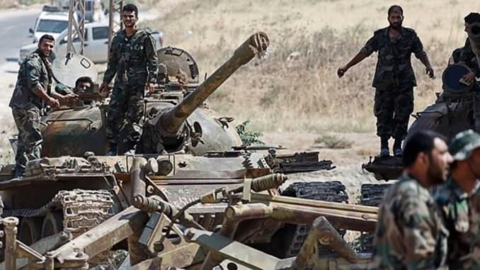 HTS Serang Tentara Suriah di Idlib, 10 Teroris Tewas dalam Baku Tembak